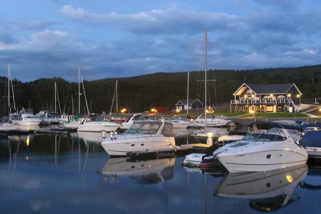 Ben Eoin Yacht Club Amp Marina In East Bay Nova Scotia Canada