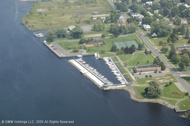 Ogdensburg (NY) United States  city pictures gallery : Ogdensburg Marina in Ogdensburg, New York, United States