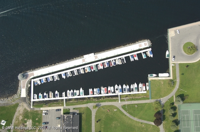 Ogdensburg (NY) United States  City pictures : Ogdensburg Marina in Ogdensburg, New York, United States