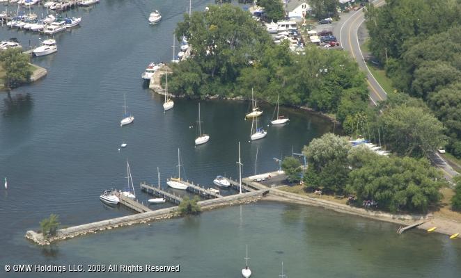 Geneva (NY) United States  city images : Seneca Yacht Club in Geneva, New York, United States