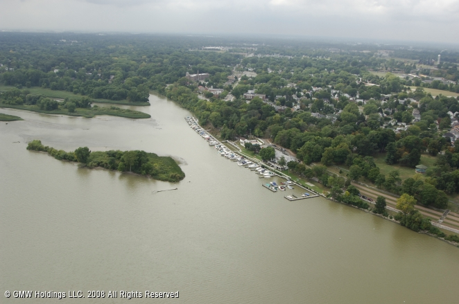 Maumee (OH) United States  city photos : Maumee River Yacht Club in Toledo, Ohio, United States