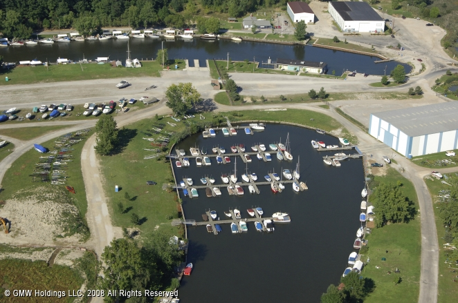Mentor (OH) United States  city pictures gallery : Mentor Lagoons Marina in Mentor, Ohio, United States