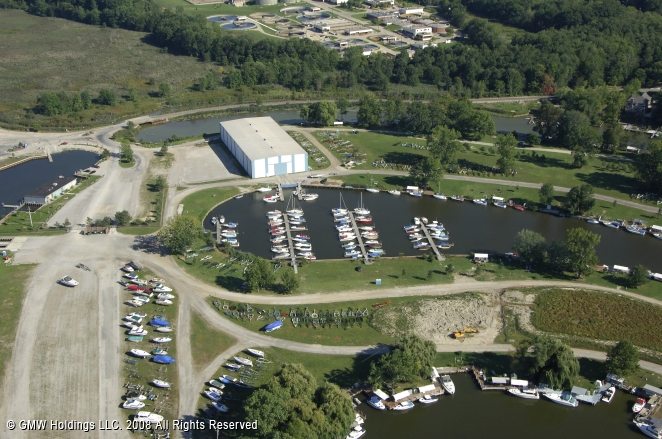 Mentor (OH) United States  City pictures : Mentor Lagoons Marina in Mentor, Ohio, United States