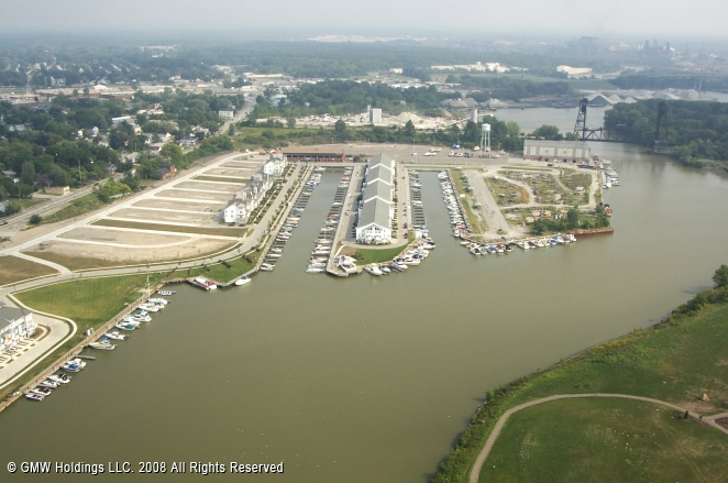 Westlake (OH) United States  City new picture : Westlake Yacht Club in Lorain, Ohio, United States