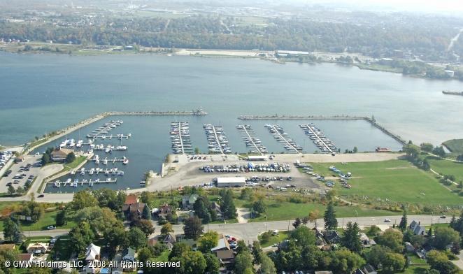 Owen Sound (ON) Canada  city photos : Owen Sound Marina in Owen Sound, Ontario, Canada
