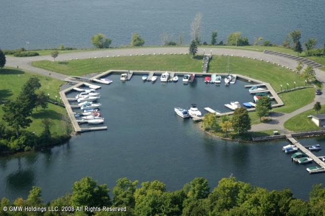 Massena (NY) United States  city photos : Barnhart Island Marina in Massena, New York, United States