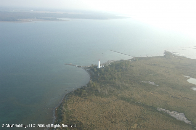 Southampton (ON) Canada  city images : Chantry Island Light, Southampton, Ontario, Canada