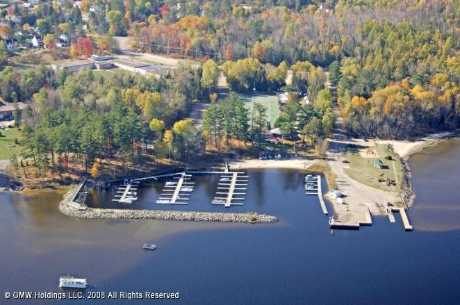 Deep River Yacht Club In Deep River Ontario Canada