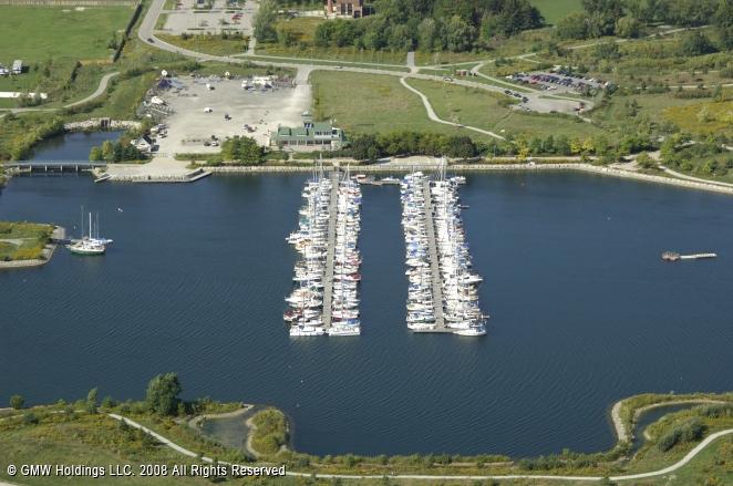 Lakeshore Yacht Club In Etobicoke Ontario Canada
