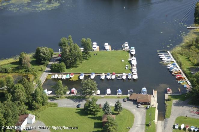 Manotick Marina Inc In Manotick Ontario Canada