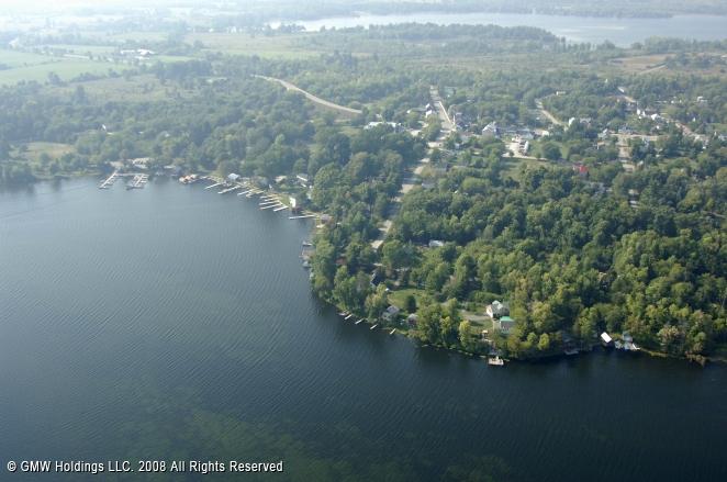 Pike Fishing Newboro Lakes at Poplars Resort - Ontario ...