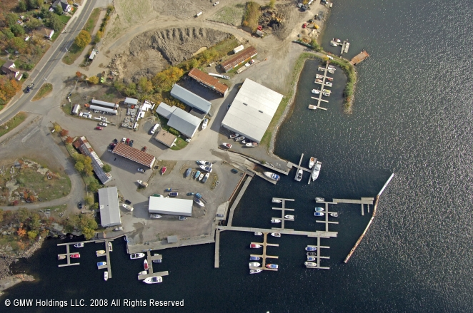 Parry Sound (ON) Canada  city photo : Parry Sound Marine in Parry Sound, Ontario, Canada