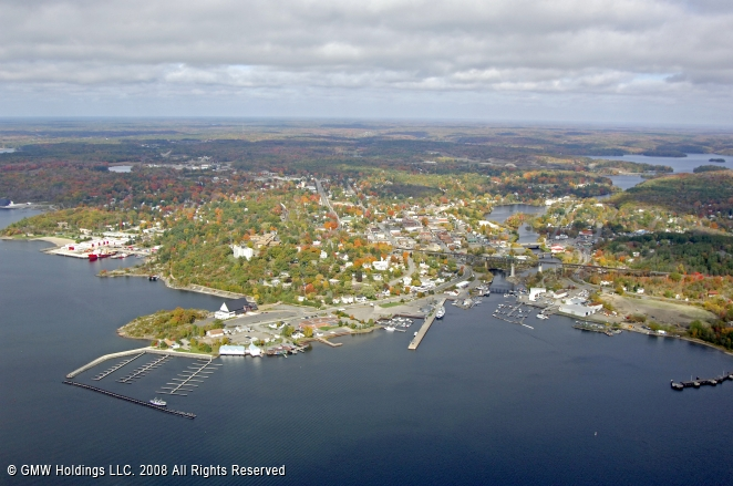 Parry Sound (ON) Canada  City new picture : Parry Sound, Parry Sound, Ontario, Canada