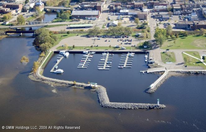 Pembroke (ON) Canada  city photo : Pembroke Marina in Pembroke, Ontario, Canada