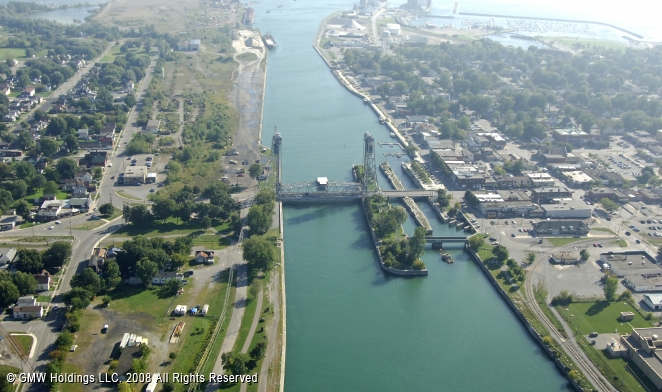 Port Colborne (ON) Canada  city images : Port Colborne Lift Bridge, Port Colborne, Ontario, Canada