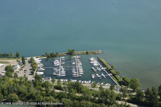 Saint-Catharines (ON) Canada  City pictures : St Catharines Marina in St Catharines, Ontario, Canada