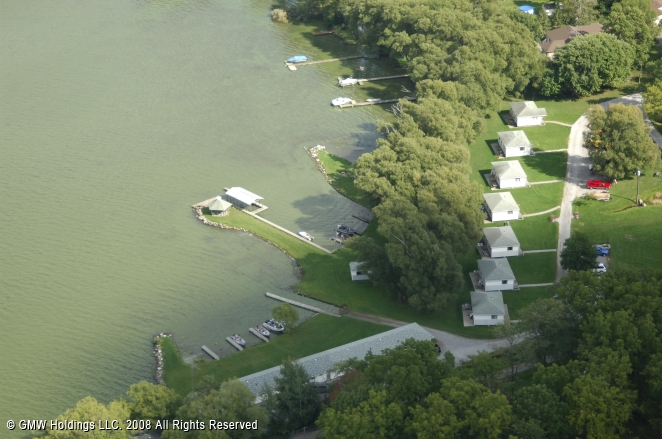 Willow Bay Cottages Harwood Ontario Canada