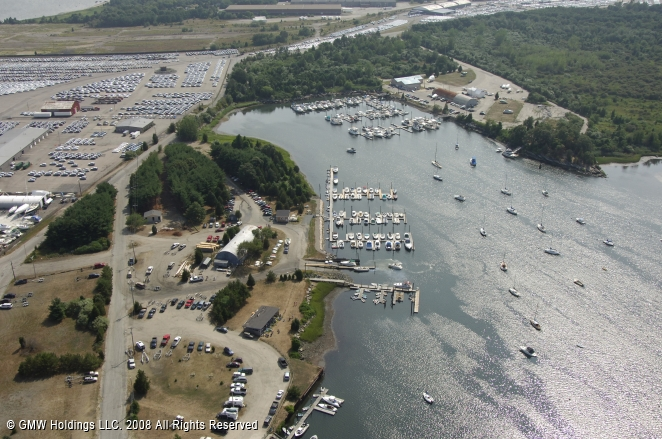 North Kingstown (RI) United States  city photos gallery : Allen Harbor Marina in North Kingstown, Rhode Island, United States