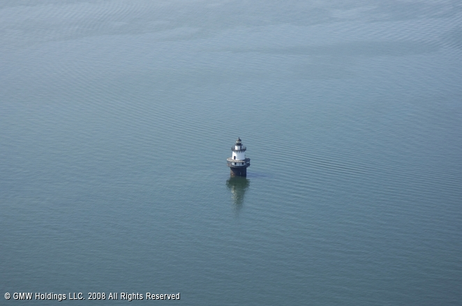 Hog Island Shoal Light