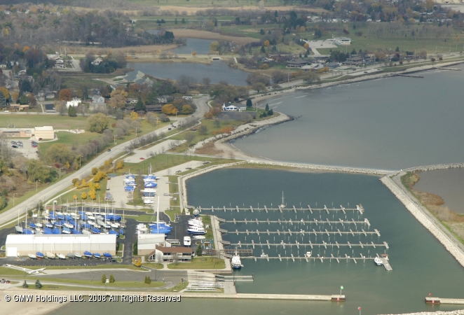Manitowoc (WI) United States  city pictures gallery : Manitowoc Marina in Manitowoc, Wisconsin, United States
