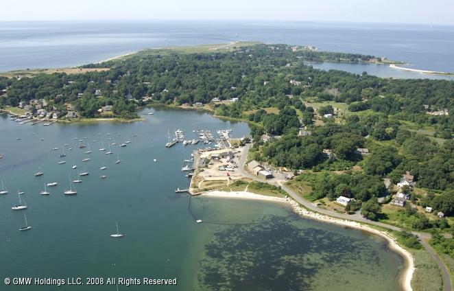 Fishers Island Yacht Club in Fishers Island, New York, United States