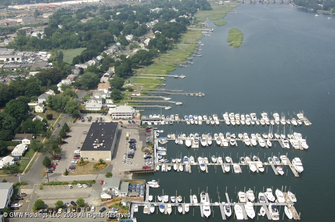 Stratford (CT) United States  City new picture : Housatonic Marina in Stratford, Connecticut, United States