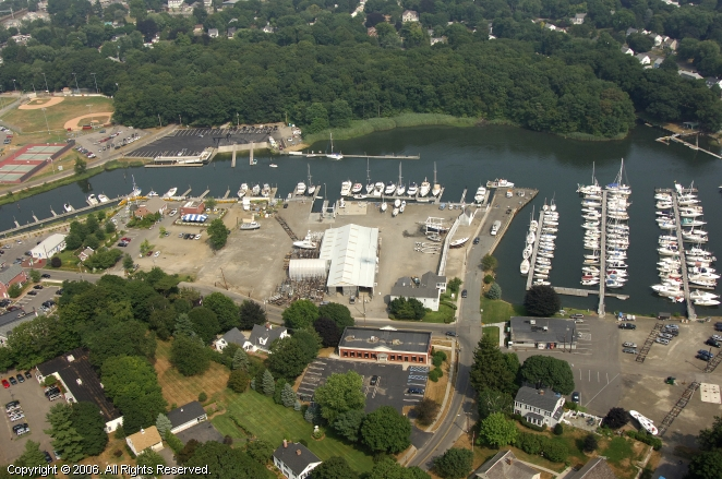 Milford (CT) United States  City new picture : Milford Boat Works in Milford, Connecticut, United States
