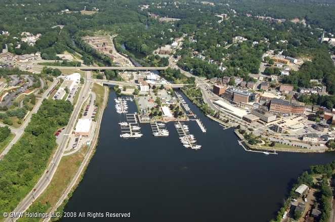 Norwich (CT) United States  city photo : American Wharf Marina in Norwich, Connecticut, United States