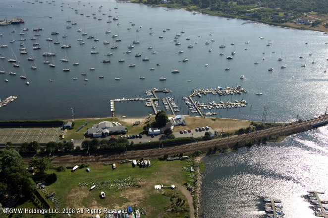 Stonington (CT) United States  city pictures gallery : Wadawanuck Yacht Club in Stonington, Connecticut, United States