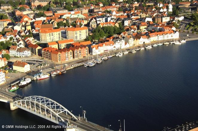 Sonderborg South Harbour, Denmark