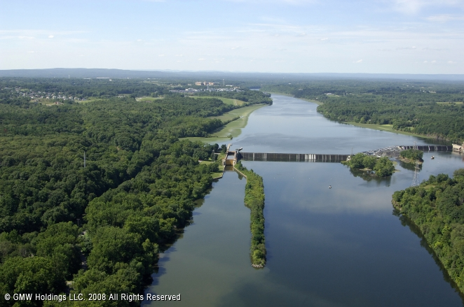 Canals In The United States : Erie canal lock vischer ferry new york united states