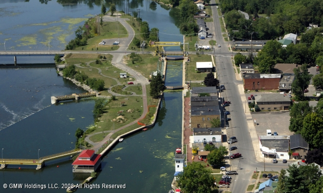 Oswego (NY) United States  city photos : Oswego Canal Lock 1, Phoenix, New York, United States