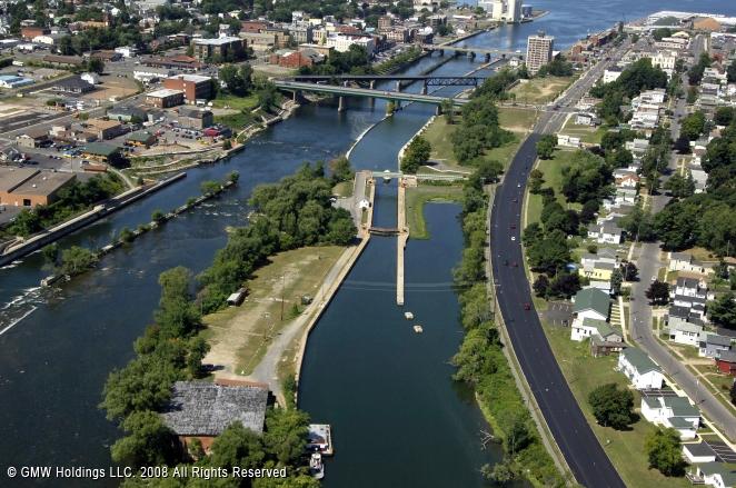 Oswego (NY) United States  city images : Oswego Canal Lock 6, Oswego, New York, United States