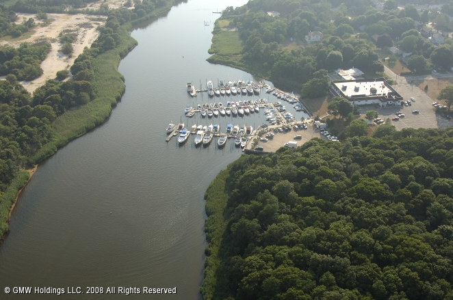 The Riverhead Moose Lodge #1742 Marina & Yacht Club