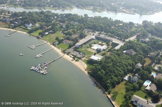 Tiana Bay Estates Beach & Yacht Club In Hampton Bays, New