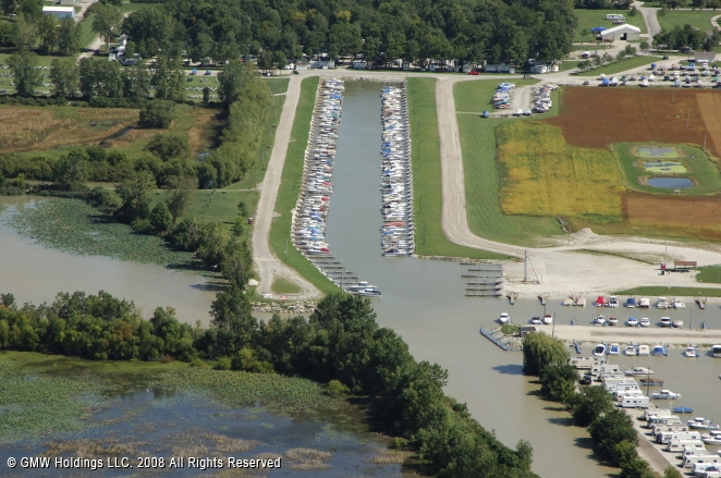 Turtle Creek Marina & Campground