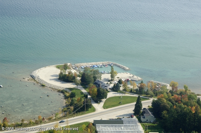 Owen Sound (ON) Canada  city pictures gallery : Marina in Owen Sound in Owen Sound, Ontario, Canada