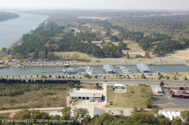 Florence (AL) United States  city pictures gallery : Florence Harbor in Florence, Alabama, United States