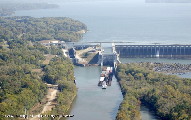 Florence (AL) United States  city photos gallery : Wilson Lock, Florence, Alabama, United States