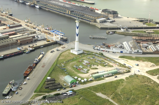 Ostend Lighthouse - Lange Nelle