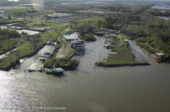 Abbeville (LA) United States  City pictures : Danny Richard Marina in Abbeville, Louisiana, United States