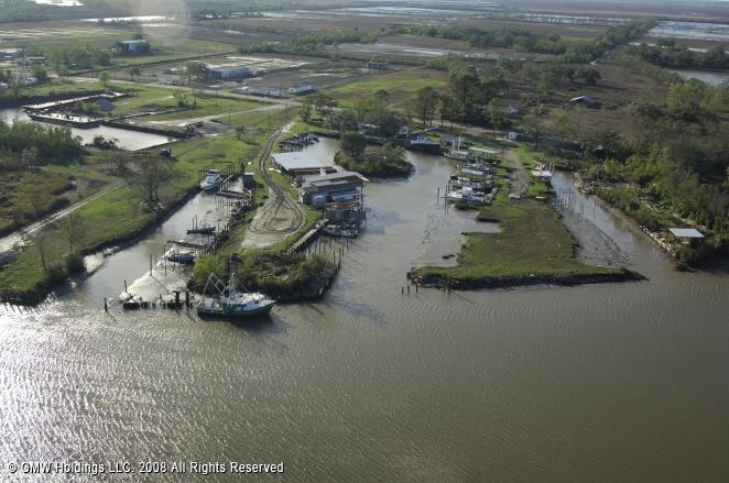 Abbeville (LA) United States  city photo : Danny Richard Marina in Abbeville, Louisiana, United States