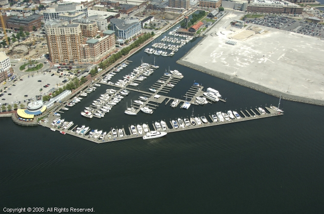 Inner Harbor East Marina