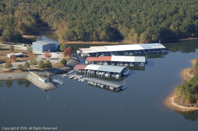 Bay Springs Marina In New Site Mississippi United States