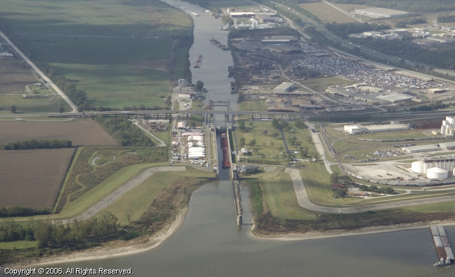 Port Allen (LA) United States  city photo : Port Allen Canal Lock, Port Allen, Louisiana, United States
