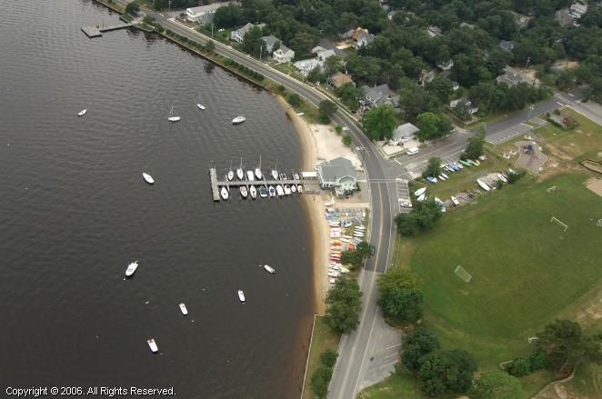 Pine Beach Yacht Club In Pine Beach New Jersey United States