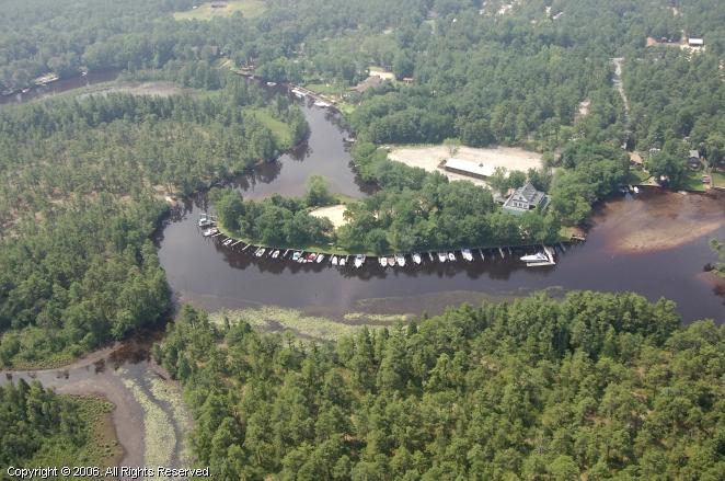 Hammonton (NJ) United States  city pictures gallery : Fork's Landing Marina in Hammonton, New Jersey, United States