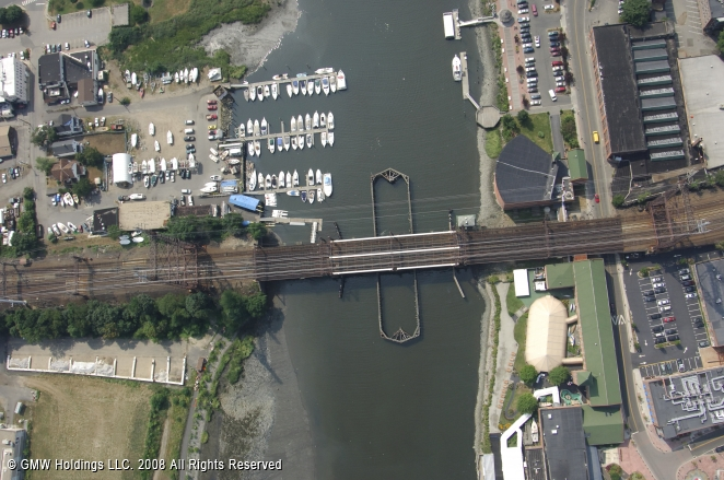 Norwalk (CT) United States  City new picture : Norwalk River Bridge, Norwalk, Connecticut, United States