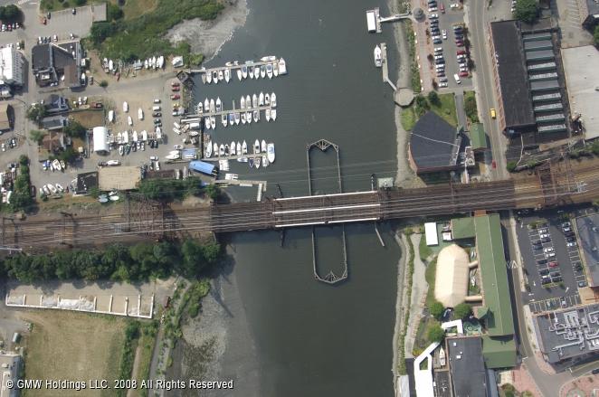 Norwalk (CT) United States  City pictures : Norwalk River Bridge, Norwalk, Connecticut, United States