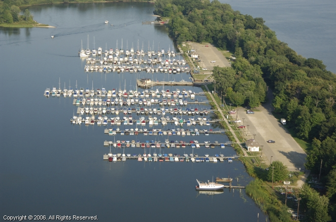 Presque Isle State Park Marina